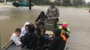Louisiana's 'Cajun Navy' Rescues Texas Flood Victims With Duck-Hunting Boats