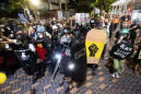 Portland police declare unlawful assembly during protest