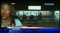 Freon leak evacuates Harps, Walmart