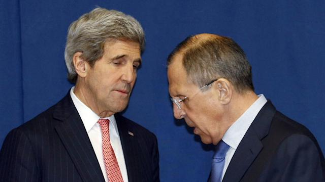 KERRY LAVROV MEETING
