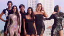 The Kardashians Recreate Season 1's 'KUWTK' Intro And It's Exactly What We Need