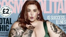 Tess Holliday Graces Cover Of Cosmopolitan And It Means Everything