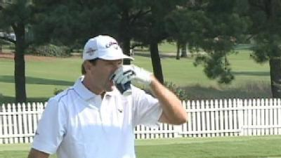 Viking Classic Golfers Battle Heat