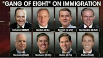 Future of 'Gang of 8' bill on immigration reform