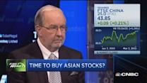 FXI China play: Gartman
