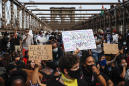 Protest arrests logjam tests NYC legal system, bail reform