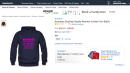 Amazon Is Under Fire For Sale Of Offensive Pro-Anorexia Sweatshirt