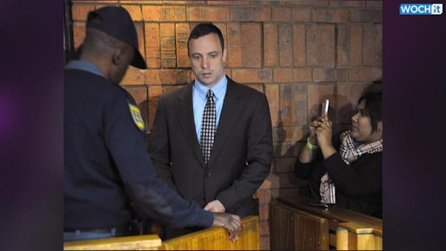 Oscar Pistorius Suffers From 'Anxiety Disorder': Psychiatrist