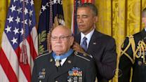 Medal of Honor recipient's story reads like Hollywood