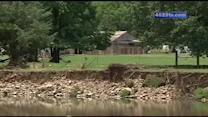 Families worry about possible new floods