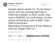 Why Trump can't do anything about Google News
