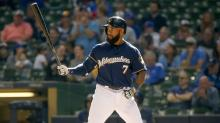 What makes Eric Thames so successful? Plate discipline and raw power