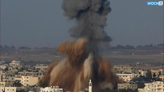 Egypt Calls For Open-ended Gaza Cease-fire