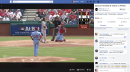 Hardly anyone likes watching baseball on Facebook