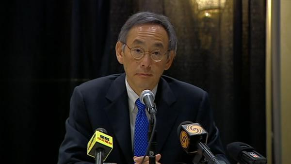 Chu remembered for more than Solyndra scandal