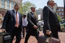Banker: Chairman OK'd Manafort loans, eyed Trump cabinet job
