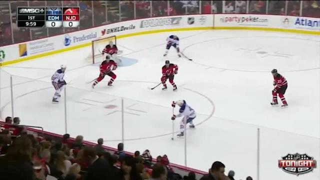 Edmonton Oilers at New Jersey Devils - 02/07/2014