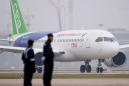 U.S. weighs blocking GE engine sales for China's new airplane - sources
