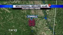 Fans welcome Diamond Dawgs home