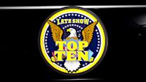 David Letterman - Top Ten Lies of the Year
