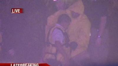 Man Rescued From Flooded SUV In NW OKC
