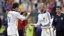 Galaxy teammates remember a very surprising David Beckham