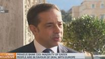 NPL problem 'contained': Piraeus Bank CEO
