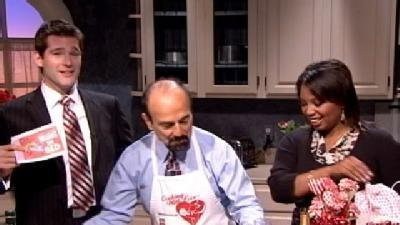 'Love Chef' Visits WESH 2 For Valentines Prep