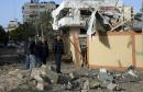 The Latest: Hamas says it accepts Gaza truce