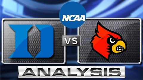 Duke Falls to Louisville in Elite 8
