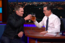 Tom Brady can chug a beer quicker than you can read this sentence