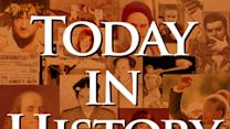 Today in History for October 7th