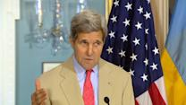 Kerry: 'I've taken hits before in politics'