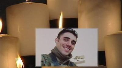 Family, Friends Remember Fallen Soldier