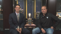 Dana Holgorsen Exclusive: West Virginia Preview 9/20/13