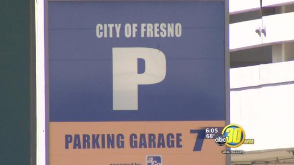 Fresno County employees face parking garage fee increase
