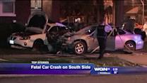 Car crash in South Side kills one, injures four