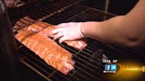 Authentic new BBQ restaurant cooks 'low and slow'