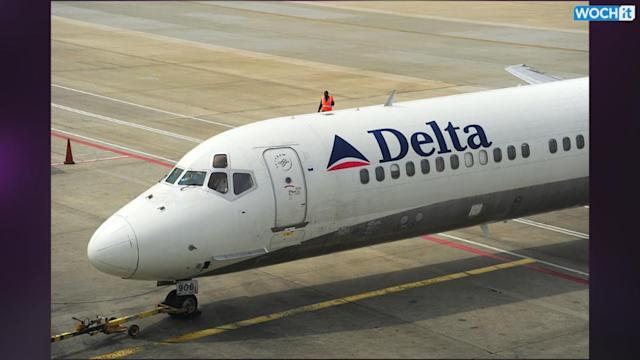Delta Worker Hurt In Jet Engine Fire At LaGuardia