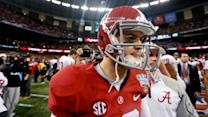 McCarron Making Case For First Round
