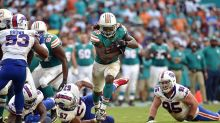 Miami Dolphins Finest Moments of 2016: Jay Ajayi breaks out against Pittsburgh