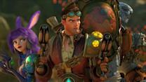 PVP Combat Mode in WildStar - Gameplay