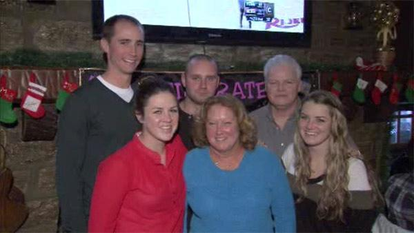 Montco soldiers 'surprisingly' reunited with family