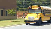 America's school buses are getting greener