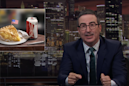 John Oliver rips apart Donald Trump's 'stand in line' immigration rhetoric