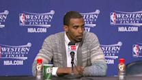 Press Pass: Mike Conley