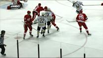 Deslauriers whips in his first NHL goal