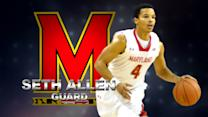 Maryland's Seth Allen Drops Career-High 32 Points Against Florida State