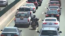 """California could be first state to legalize """"lane splitting"""""""