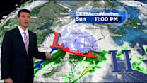 WBZ AccuWeather Afternoon Forecast For Feb. 27
